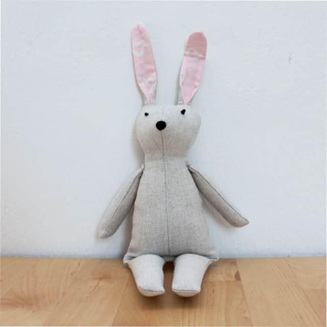 Coniglietto doudou 1