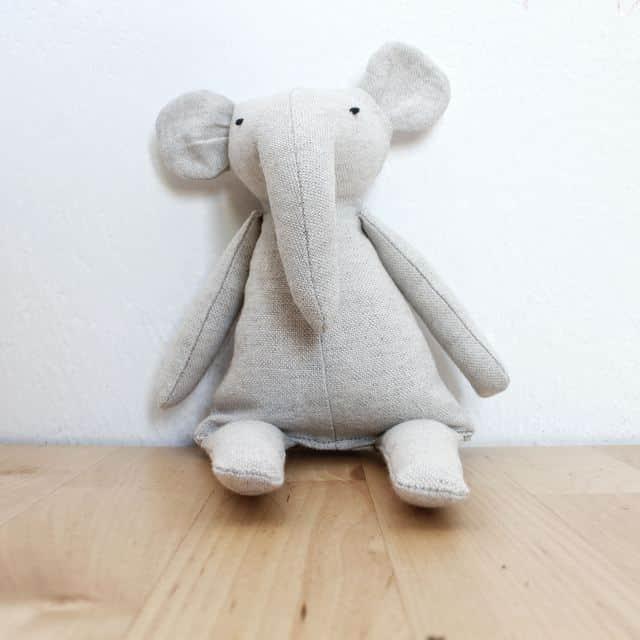 Doudou elefantino